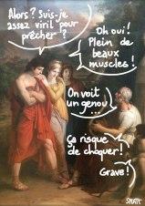 De beaux muscles
