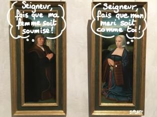 Une femme soumise et un mari semblable au Christ