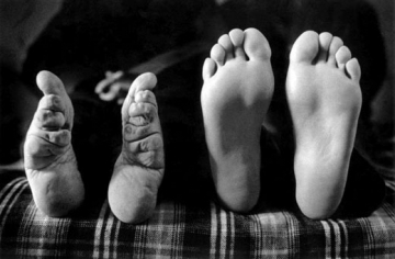 pieds-bandes