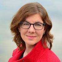 Rébecca Reymond, journaliste et rédactrice en cheffe de SpirituElles