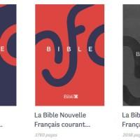 """La Bible, """"nouvelle français courant"""", moins sexiste?"""